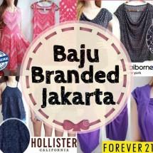 Baju Branded Jakarta