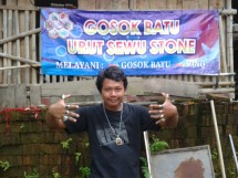 Urut Sewu Stone