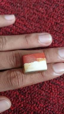 Batu Akik Red Borneo