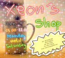Xeon's shop