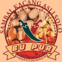 sambal kacang Bu Pur