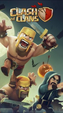 Clash of Clans ID sale