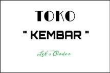 """Toko """"KEMBAR"""""""