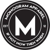 monogram apparel