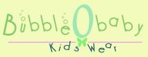 bubbleObaby Kidswear
