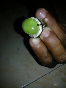 DHAM gemstone