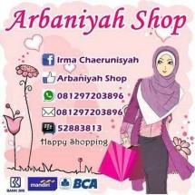Arbaniyah Shop