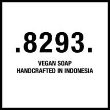 8293 VEGAN SOAP