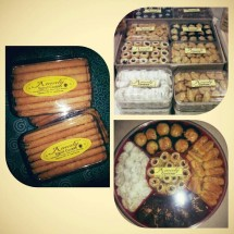 Amaly Eggroll Cookies