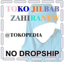 Toko Jilbab Zahiranew