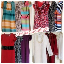 ANSA's boutique