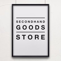 Secondhand Goods Store