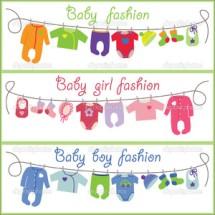 Baju Bayi Artis