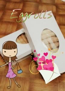 Homemade Eggrolls