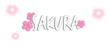 SAKURA WALLSTICKER