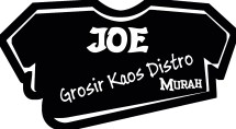 Joe  Grosir Kaos Distro