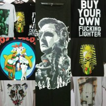 New Order clothing