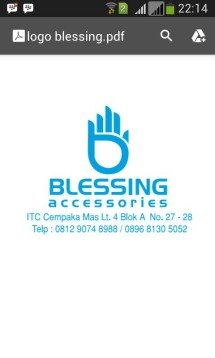 Blessing Accessories