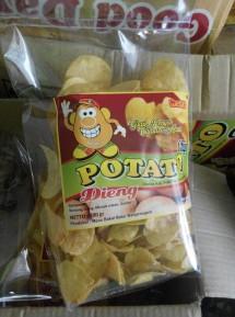 kripik kentang bara