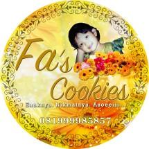 FAs Cookies