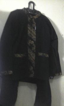 Baju pangsi dan kebaya