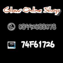 glow online shop manado