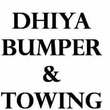 Dhiya Bumper Towing Bar