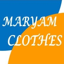 Maryam Clothes
