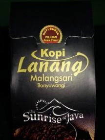 kopi Lanang Banyuwangi