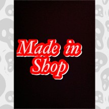 Made in shop