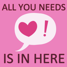 allyouneeds is in here