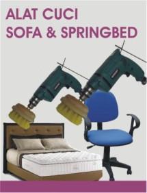 Sikat Karpet dan Sofa