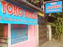 Toko Aliong Malang