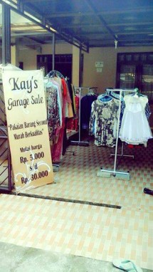 Ika Garage Sale