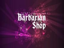 Barbarian Shop