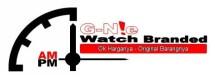 G-Nie Watch Branded