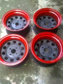 wheel custom