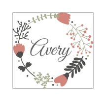 Avery Label