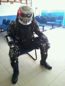 Helmet Predator