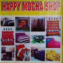 Happy Mocha Sprei