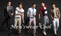 Men's Wear Cool