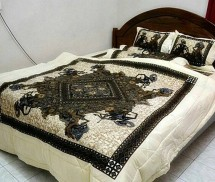 sprei batik unique