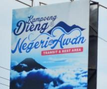 Kampung Dieng Rest Area