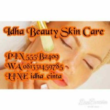 idha beauty skin care