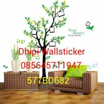 Dhipi Wallsticker