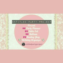 Untitled Party Project