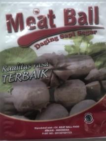 Bakso Meat Ball