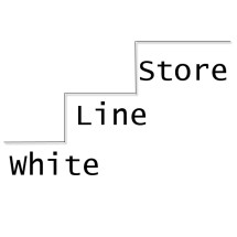 White line store