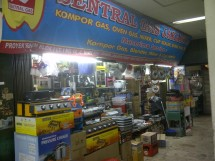Anep Sentral Gas