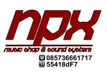 NPX MUSIC SHOP